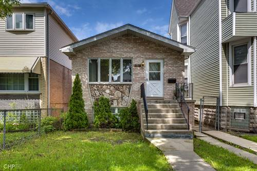 3704 N Troy, Chicago, IL 60618 Irving Park