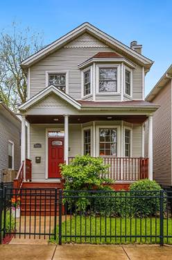 4440 N Springfield, Chicago, IL 60625 Albany Park