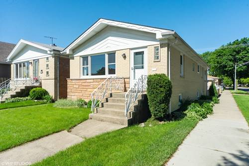 3858 N Oconto, Chicago, IL 60634 Belmont Heights