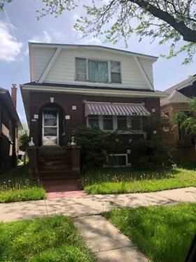 3121 N Menard, Chicago, IL 60634 Belmont Cragin