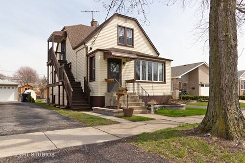 10617 S Central Park, Chicago, IL 60655 Mount Greenwood