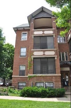 3702 N Fremont Unit 1, Chicago, IL 60613 Lakeview
