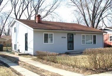 15326 Birch, Markham, IL 60426