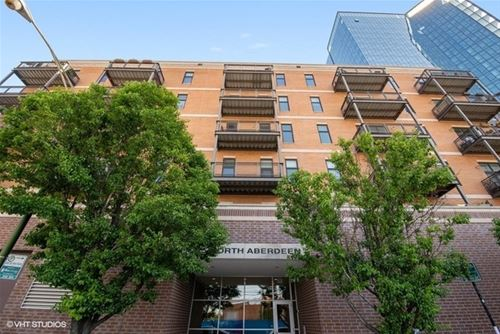 725 N Aberdeen Unit 607, Chicago, IL 60622