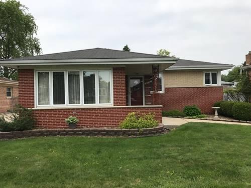 10730 Leclaire, Oak Lawn, IL 60453