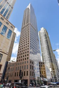 950 N Michigan Unit 3605, Chicago, IL 60611 Gold Coast