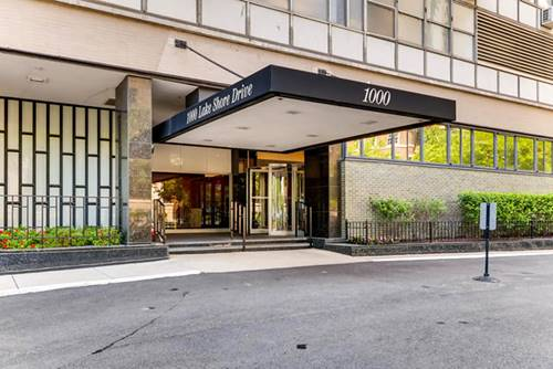 1000 N Lake Shore Unit 706, Chicago, IL 60611 Gold Coast
