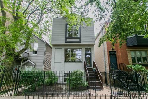 1715 W Erie, Chicago, IL 60622 East Village