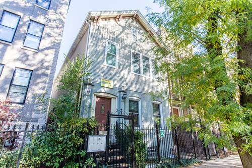 1918 W Crystal Unit 2F, Chicago, IL 60622 Wicker Park