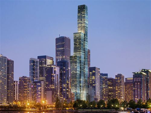 363 E Wacker Unit 3304, Chicago, IL 60601 New Eastside