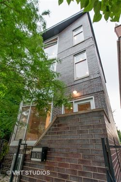 1621 W Beach, Chicago, IL 60622 Wicker Park