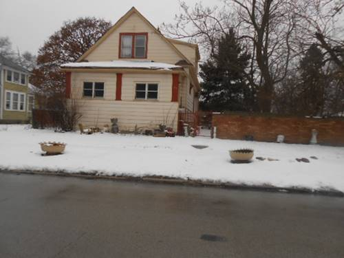 193 W 15th, Chicago Heights, IL 60411