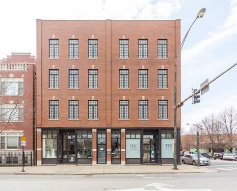 636 N Racine Unit 3S, Chicago, IL 60622 Noble Square