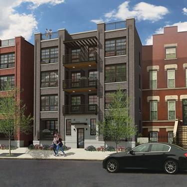1238 N Bosworth Unit 202, Chicago, IL 60642 Noble Square