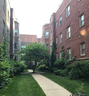 6816 N Ashland Unit 3C, Chicago, IL 60626 Rogers Park