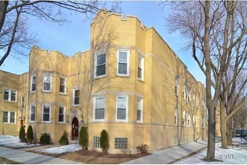 2516 W Hollywood Unit 2, Chicago, IL 60659 West Ridge