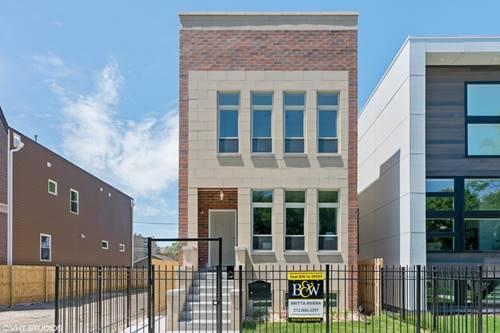 4142 S Calumet, Chicago, IL 60653 Bronzeville