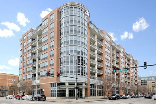 1200 W Monroe Unit 508, Chicago, IL 60607 West Loop