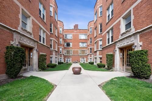 1624 W Columbia Unit 3N, Chicago, IL 60626 Rogers Park