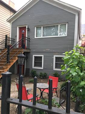 1643 N Sedgwick Unit 1, Chicago, IL 60614 Lincoln Park