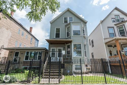 2723 N Hamlin Unit 1, Chicago, IL 60647 Logan Square