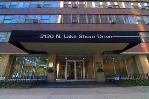 3130 N Lake Shore Unit 1608, Chicago, IL 60657 Lakeview