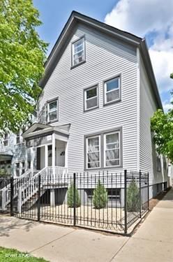 1701 N Maplewood Unit 1, Chicago, IL 60647 Logan Square