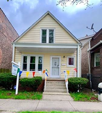 7536 S St Lawrence, Chicago, IL 60619 Chatham