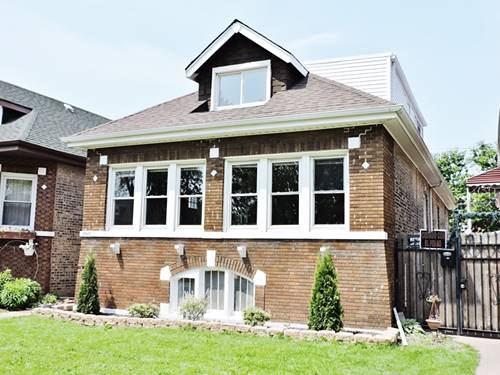 5642 S Trumbull, Chicago, IL 60629 Gage Park
