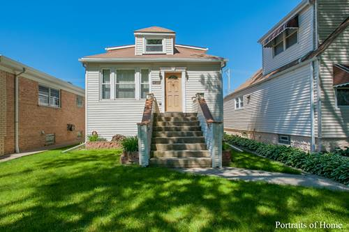 3816 N Octavia, Chicago, IL 60634 Belmont Heights