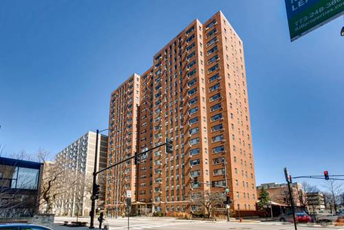 2909 N Sheridan Unit 1810, Chicago, IL 60657 Lakeview
