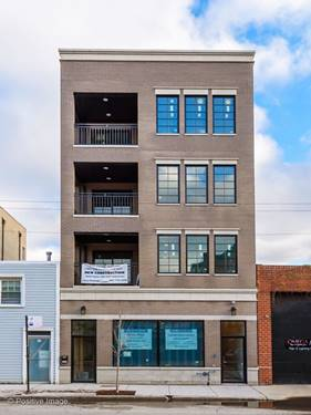 2309 W Belmont Unit 3, Chicago, IL 60618 Hamlin Park