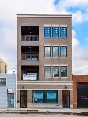 2309 W Belmont Unit 4, Chicago, IL 60618 Hamlin Park