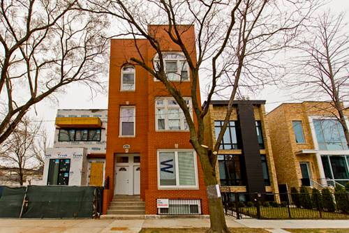 1656 W Erie Unit 3F, Chicago, IL 60622 East Village