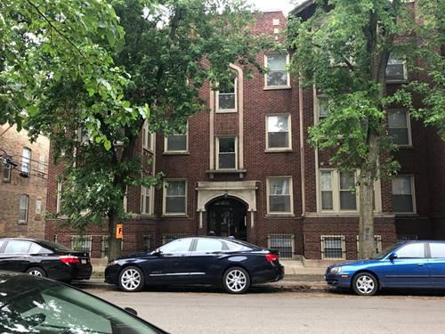 3548 N Wolcott Unit 3, Chicago, IL 60618