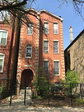 1042 N Wood Unit 3, Chicago, IL 60622 East Village