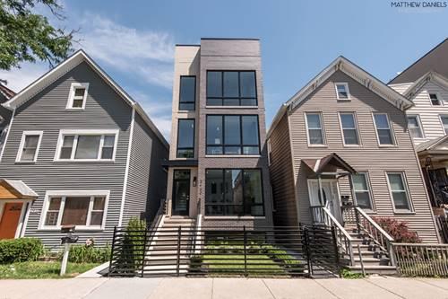2430 W Moffat, Chicago, IL 60647 Logan Square