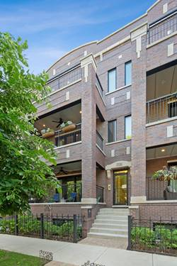 3950 N Hoyne Unit 2S, Chicago, IL 60618 Northcenter