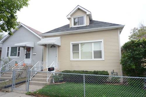 2714 N Normandy, Chicago, IL 60707 Montclare