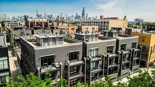 823 N Paulina Unit 1S, Chicago, IL 60622 East Village