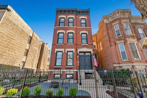1935 W Schiller, Chicago, IL 60622 Wicker Park