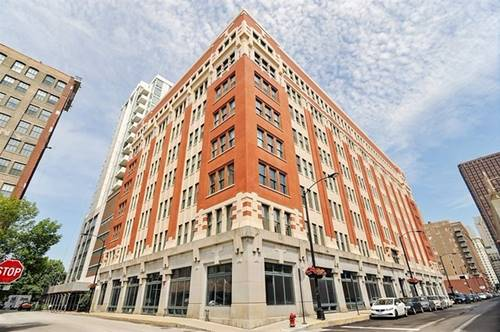 732 S Financial Unit 505, Chicago, IL 60605