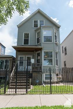 2723 N Hamlin Unit 3, Chicago, IL 60647 Logan Square