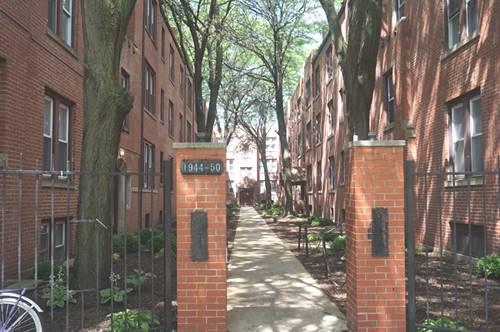 1944 N Spaulding Unit 2A, Chicago, IL 60647 Logan Square