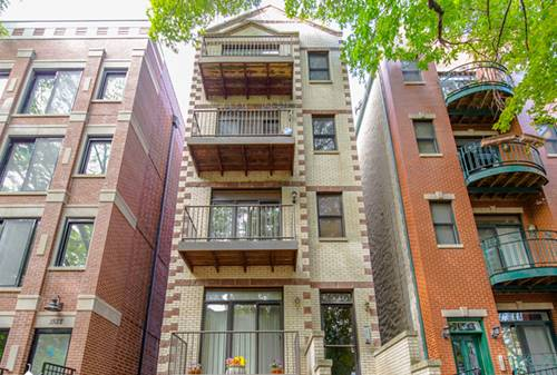 1526 N Hudson Unit 3, Chicago, IL 60610 Old Town