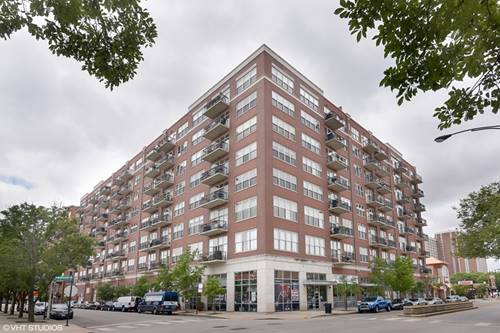 6 S Laflin Unit 413, Chicago, IL 60607 West Loop
