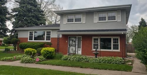 10124 S Knox, Oak Lawn, IL 60453