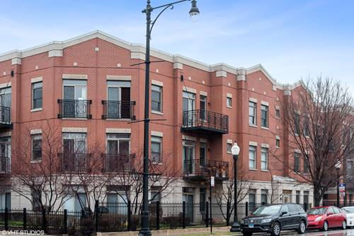 1407 S Halsted Unit 2B, Chicago, IL 60607 University Village / Little Italy