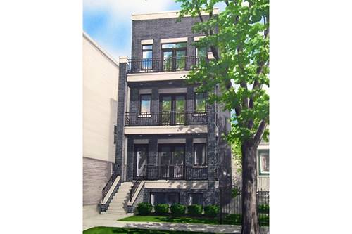 1711 W Roscoe Unit 3, Chicago, IL 60657 West Lakeview