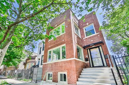 3351 W Crystal Unit 1, Chicago, IL 60651